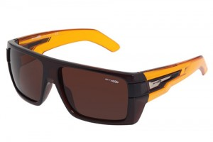 arnette heavy hitter dark brown