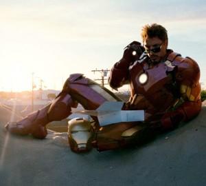 Iron Man in Von Zipper Fulton