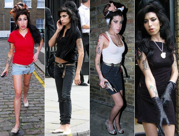 A Tribute To Amy Winehouse Music And Fashion Sunglasses And Style Blog