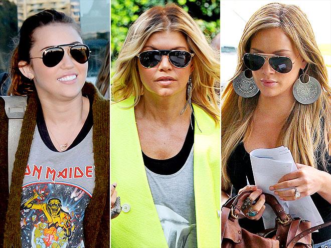 embellished aviators sunglasses
