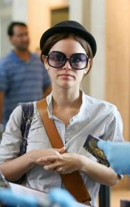 rachel bilson sunglasses chloe myrte