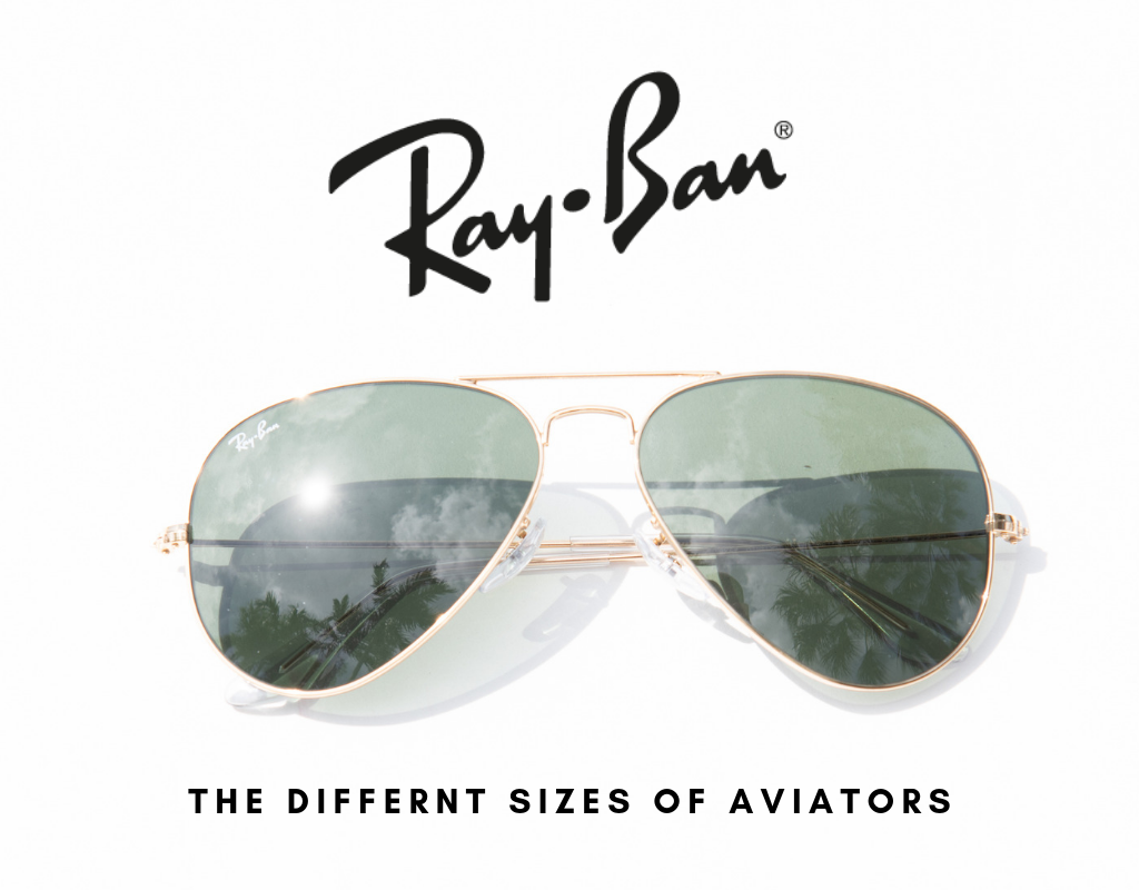 abd6a16e96 Ray Ban Aviator Sizes