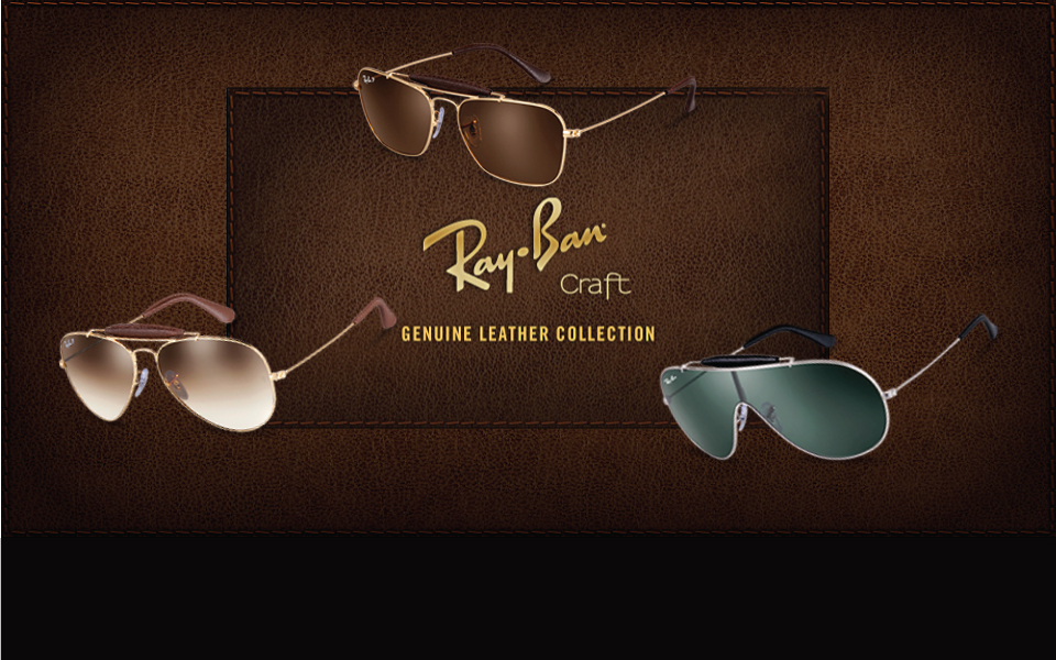RayBan- Craft Collection