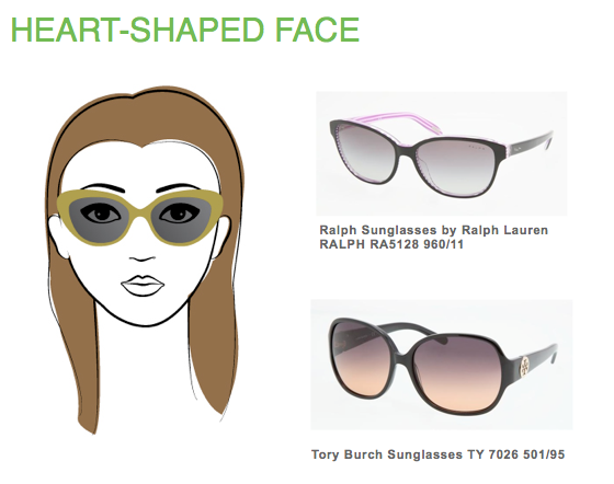 490207aa535c How to Pick the Right Lens Frame for your Face Shape - Sunglasses ...