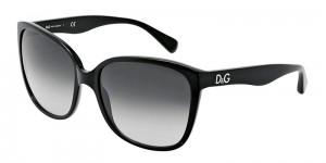 D&G DD3090 Black Sunglasses