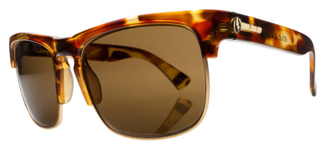 electric knoxville union tortoise sunglasses