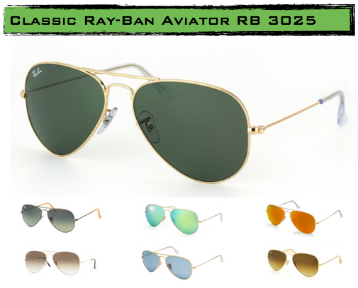2e9cb72fa7 Which Ray-Ban Aviator is the Most Popular  - Sunglasses and Style ...