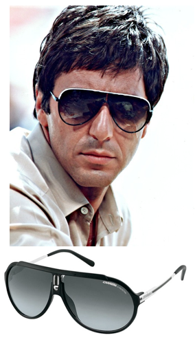 50fa6a4f9bd9 Top 10 Sunglasses for Men in Movie History - Sunglasses and Style ...