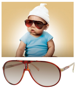 67db9f8847 the hangover baby sunglasses aviators - Sunglasses and Style Blog ...