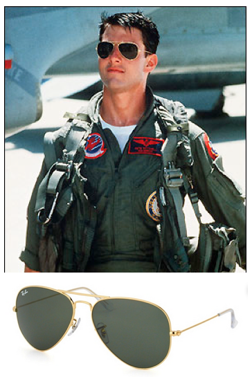 3409d6f179fc Top 10 Sunglasses for Men in Movie History - Sunglasses and Style ...