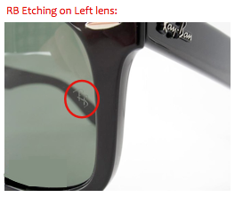 274657a9e4 How to Tell If Ray-Ban Wayfarers Are Authentic  - Sunglasses and ...