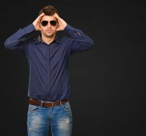 do polarized sunglasses cause headaches