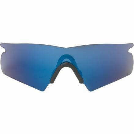 oakleu iridium lenses
