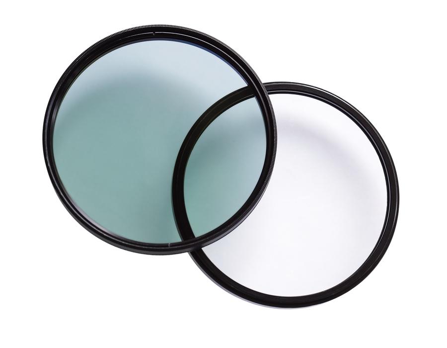 polarized lenses blocking blue light
