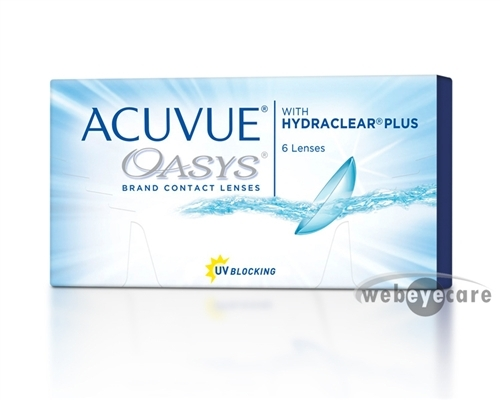 acuvue contact lenses review