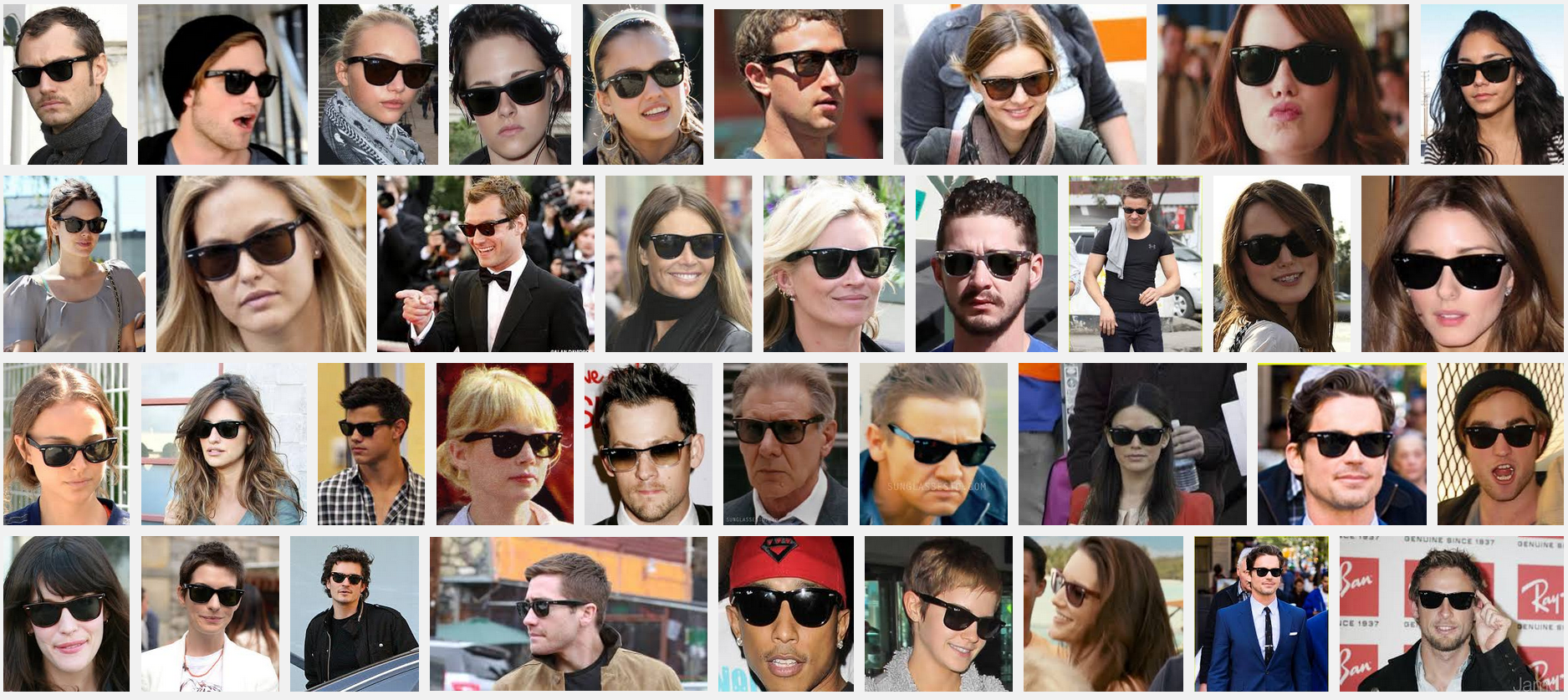 759e018552ab Kristen Stewart in Round Sunglasses at Cannes Film Festival is Pure ...