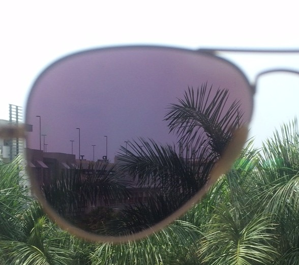 What Color Do You See With Different Color Mirror Lenses