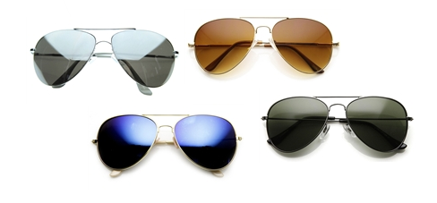 Under $30 Aviator Mirror Styles