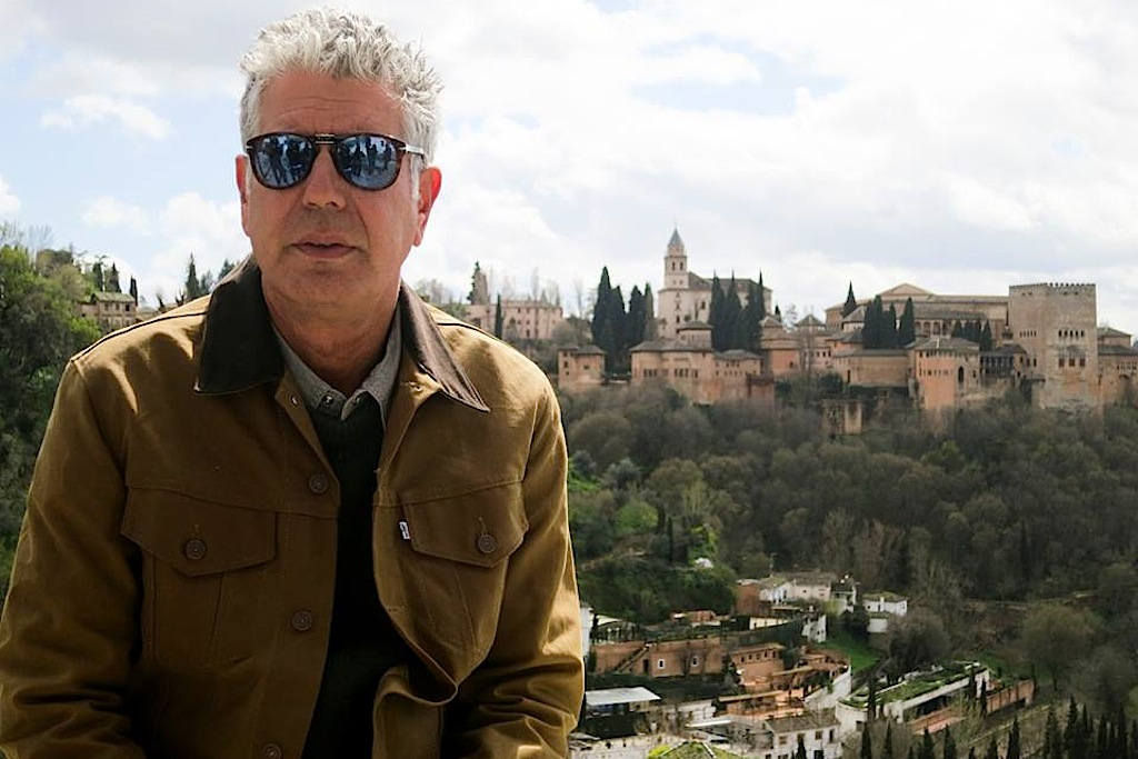 anthony bourdain sunglasses