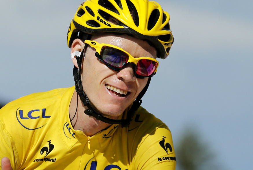 chris froome sunglasses oakley