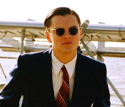 leonardo dicaprio round sunglasses