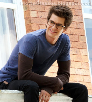What Kind of Glasses Does Andrew Garfield Wear in Spiderman