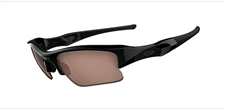 Oakley Flak XLJ Polished Black/VR28 Black Iridium Sunglasses