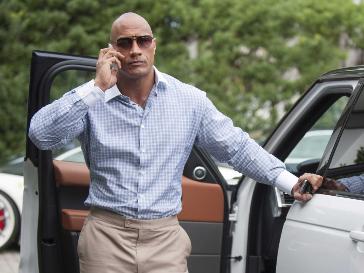 What Sunglasses Does The Rock Wear In Ballers