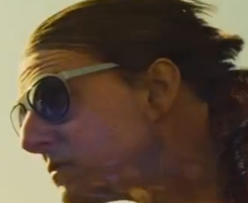 Tom Cruise in Mission Impossible Rogue Nation in L.R.G. Sunglasses