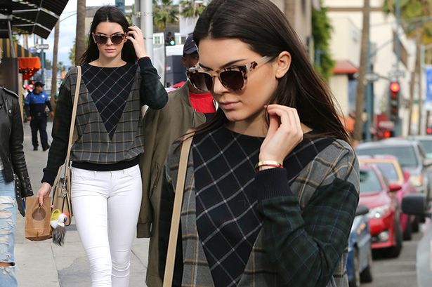7680d7eb3c9 Kendall Jenner s Favorite Sunglasses - Sunglasses and Style Blog ...