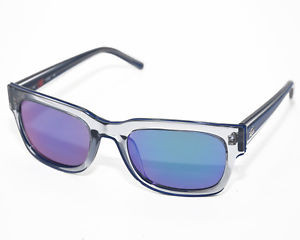 Lacoste mirrored plastic sunglasse