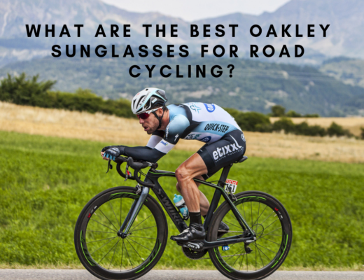 best oakley sunglasses for cycling