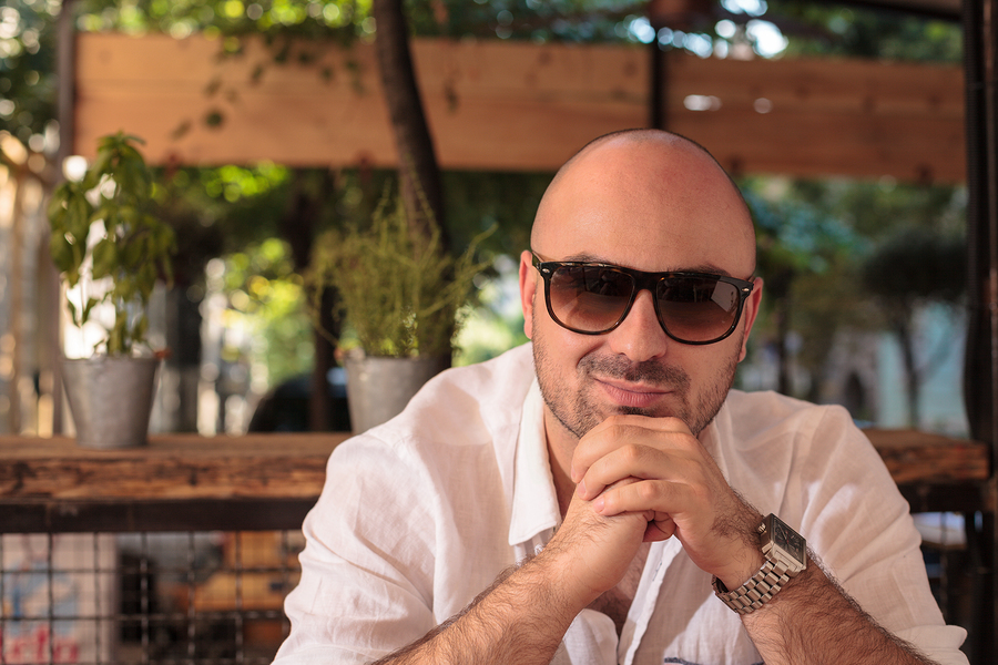 7a4291e09b What Sunglasses Look Good On Bald Guys  - Sunglasses and Style Blog ...