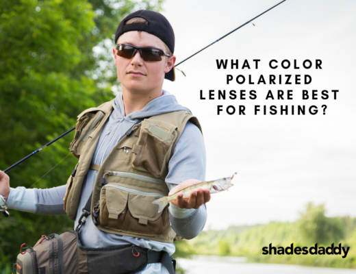 best polarized color lenses for fishing