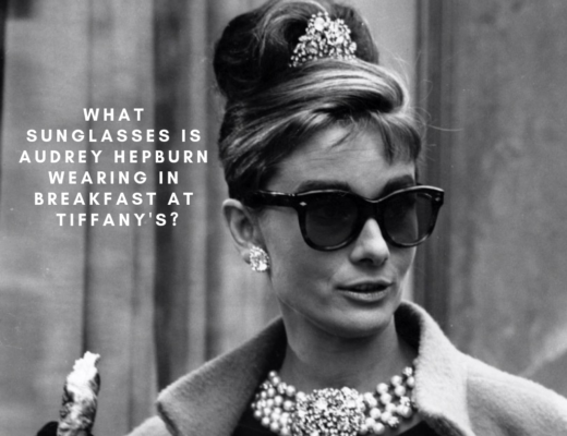 What Sunglasses is Audrey Hepburn Wearing in Breakfast at Tiffany's?