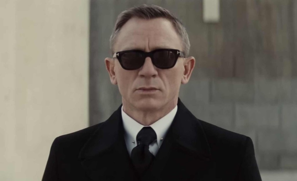 4c5d6ce0a90f james bond spectre sunglasses. James Bond Spectre in Tom Ford Snowdon ...