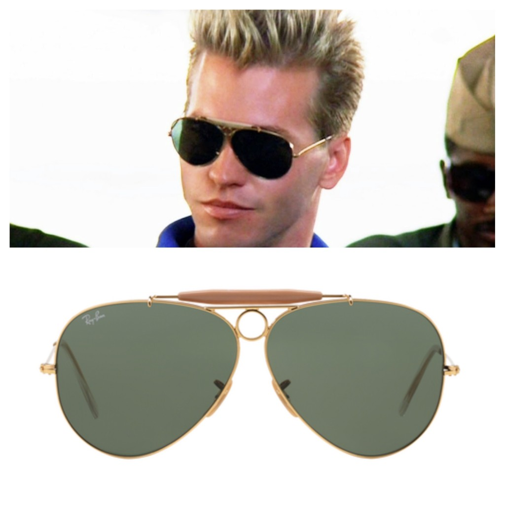 What Sunglasses Does Val Kilmer (ICEMAN) Wear in Top Gun ...