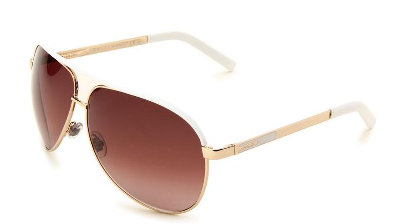 gucci 1827 aviators kobe bryant sunglasses