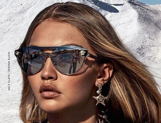 gigi hadid versace sunglasses