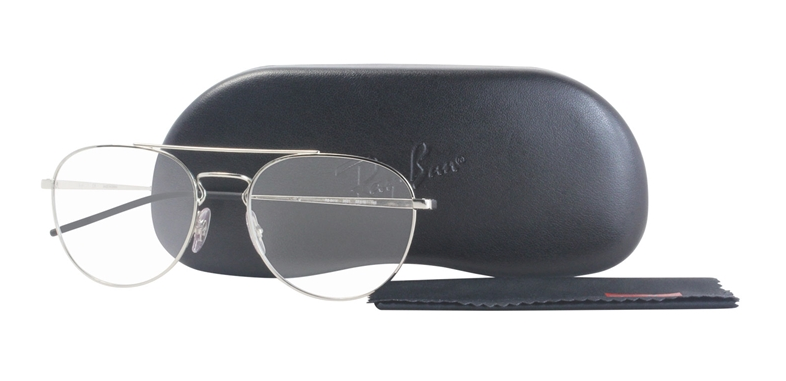 RAY BAN RX6414 SILVER Glasses