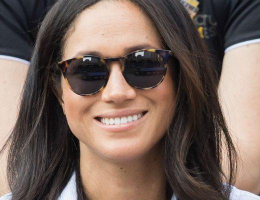 Megan Markle wearing sunglasses