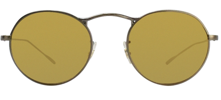 Oliver Peoples M-4 30th Gold / Gold Lens Sunglasses
