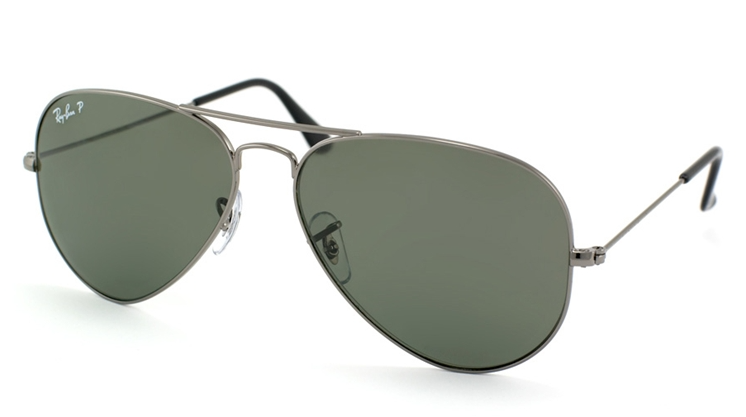 Ray Ban Aviator Polarized Sunglasses RB 3025 004/58
