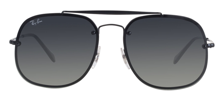 Ray Ban RB3583N Black / Gray Lens Sunglasses