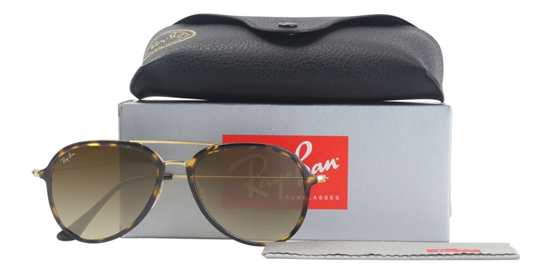 574446031a4 Ray-Ban RB 4298 Aviator Sunglasses Review - Sunglasses and Style ...