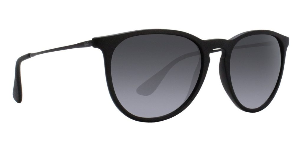 RAY BAN ERIKA BLACK SUNGLASSES RB 4171 622/8G
