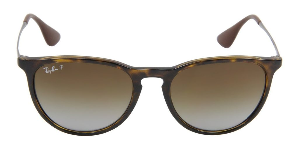 RAY BAN ERIKA TORTOISE - BROWN