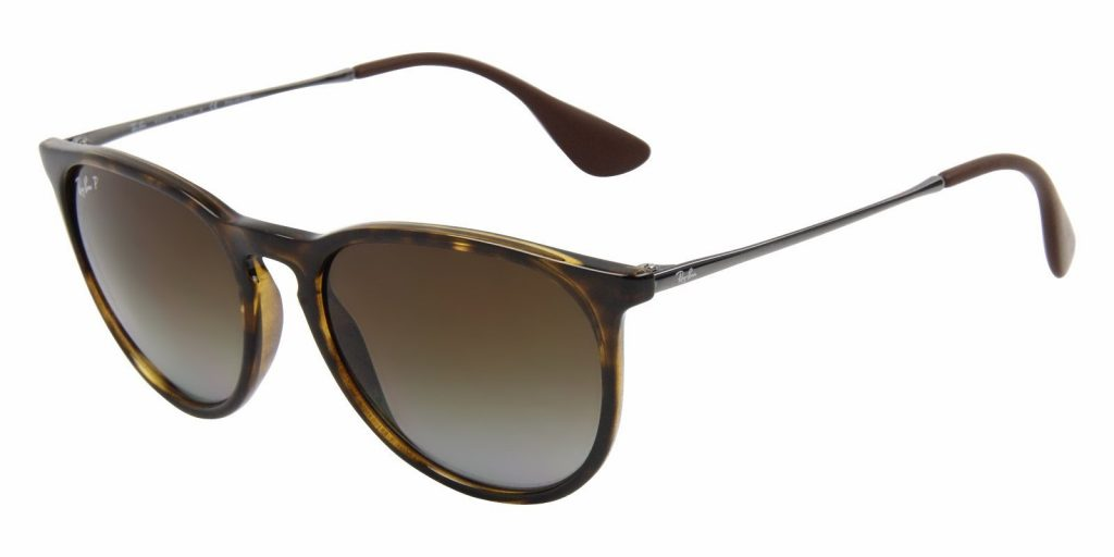 RAY BAN RB 4221 865/13 DARK RUBBER HAVANA SUNGLASSES