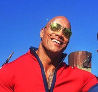 The Rock Sunglasses Baywatch