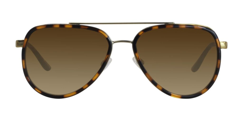 Michale Kors Aviator Sunglasses for women